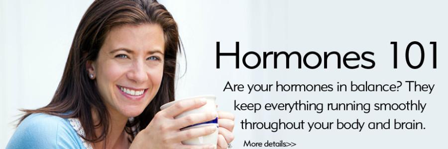 Hormones 101 Slide